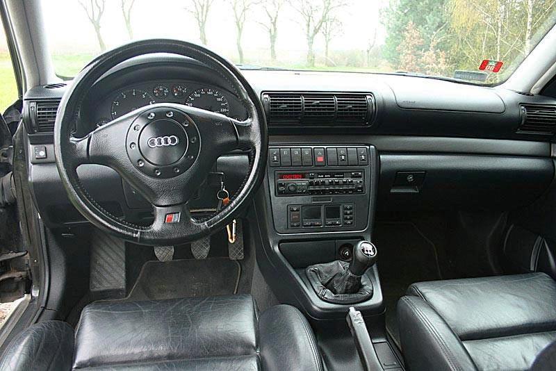 Klub audi klub polska for Audi 80 interieur